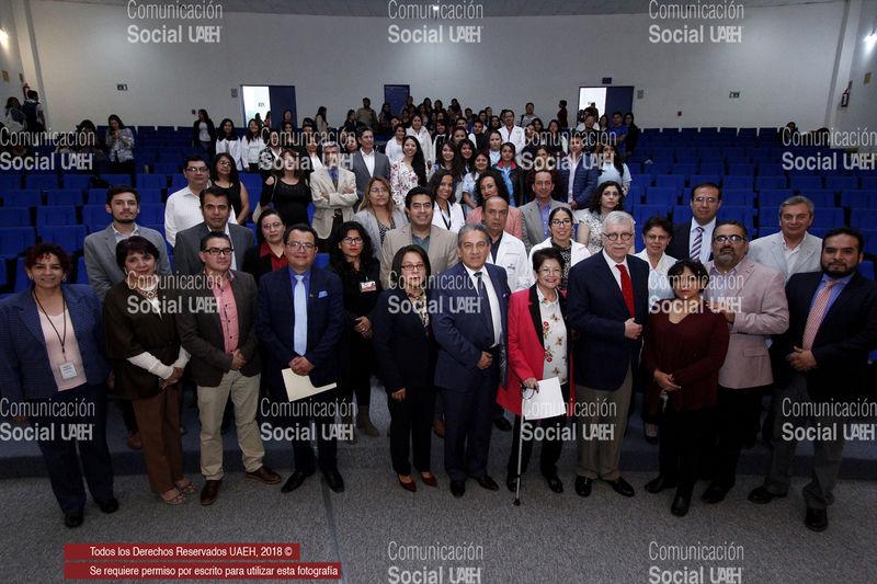 Concluye IX Reunión de Cátedra Patrimonial en Bioética en UAEH