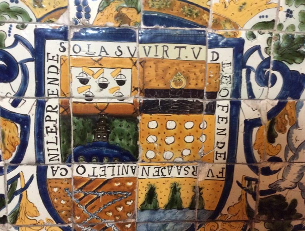 Los condes del valle de orizaba su legado en la ciudad - Azulejos del valle ...