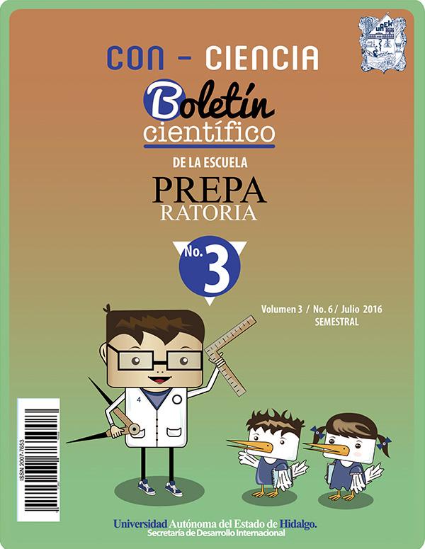 ff79a476d0 BOLETÍN CIENTÍFICO PREPARATORIA NO. 3. CON-CIENCIA No. 6